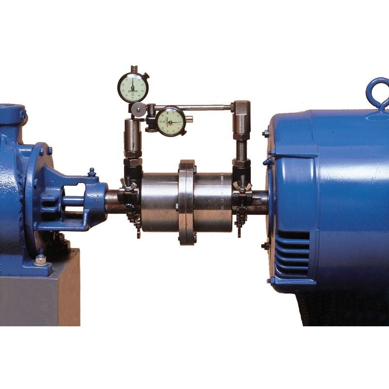 Alineamiento de ejes puede ser una tarea del pasado for Pump motor shaft alignment tools