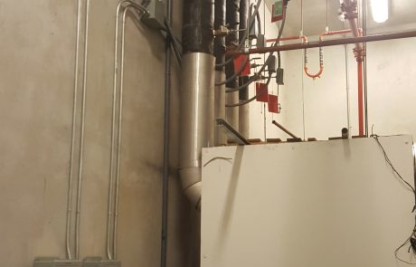Medidor de energía térmica